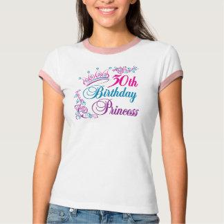 30th Birthday Princess Shirt