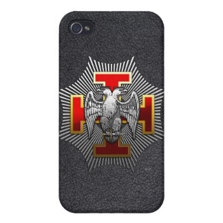 30th Degree: Knight Kadosh Covers For iPhone 4