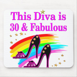 30TH FASHION QUEEN MOUSE PAD