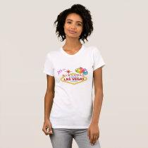 30th Las Vegas Birthday Crew Neck T-Shirt