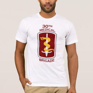 30th Medical Brigade shoulder patch T-shirt