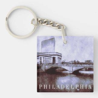 30th Street Station Philadelphia PA Keychain