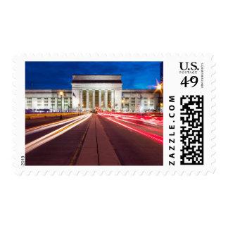 30th Street Station Philadelphia Stamp