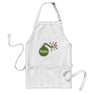 30th Wedding Anniversary Gifts Adult Apron