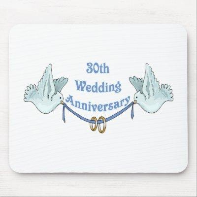 30th Wedding Anniversary Gift List : ... Lists of wedding anniversary gifts vary by country, the Traditional U