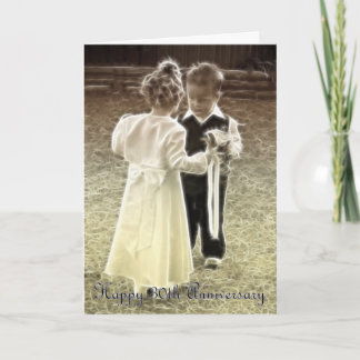 30th Wedding Anniversary Happy Anniversary Card