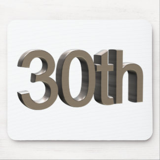 30thanniversary1t mouse pad