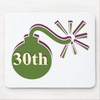 30thanniversary3t mouse pad