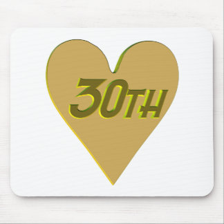 30thanniversary8t mouse pad