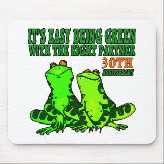 30thweddinganniversaryb1 mouse mat
