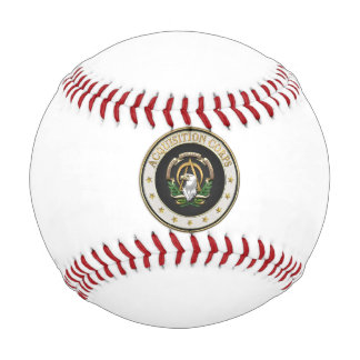 [310] Acquisition Corps (AAC) Branch Insignia [3D] Baseball