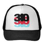 310 Area Code Hats