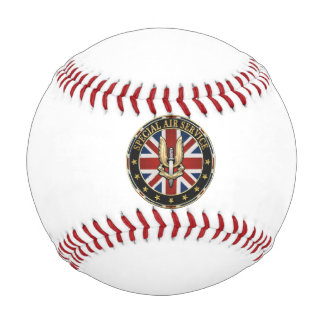 [310] Special Air Service (SAS) Badge [3D] Baseball