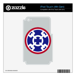 310th Sustainment Command Decals For iPod Touch 4G