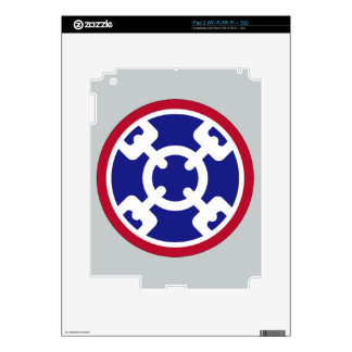310th Sustainment Command Skin For The iPad 2