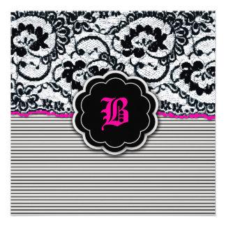311-Alluring cordón - rosas fuertes Anuncio Personalizado