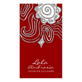 311-Ambrosia Swirl | Rouge Business Card