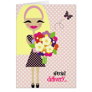 311-BIRTHDAY| MOTHERS DAY INTERCHANGEABLE HAIR CARD