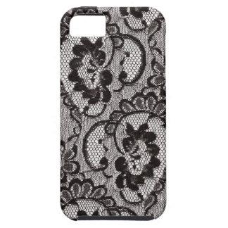 311 Black Lace iPhone SE/5/5s Case