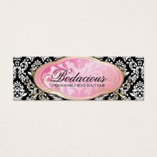 311 Bodacious Boutique Black Hang Tag
