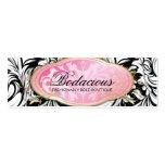 311 Bodacious Boutique Lavish Hang Tag Business Cards