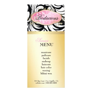 311 Bodacious Lavish Boutique Leopard Loyalty Card