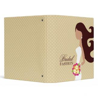 311-Bridal Cutie   Brunette binder