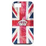 311 British Flag Royal Grunge Case For iPhone 5/5S
