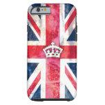 311 British Flag Royal Grunge iPhone 6 Case