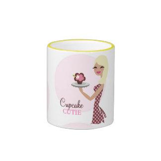 311-CAndie Cupcake Cutie | Wavy Blonde Mugs