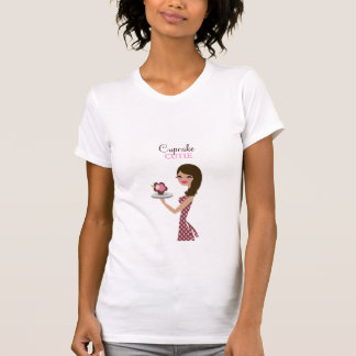 311-Candie the Cupcake Cutie Brunette T-Shirt