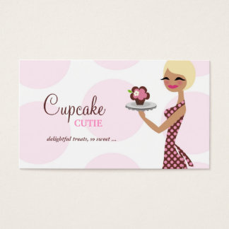 311 Candie the Cupcake Cutie Business Card