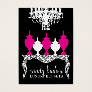 311 Candy Budoir Rococo Business Card