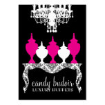 311 Candy Budoir Rococo Large Business Card