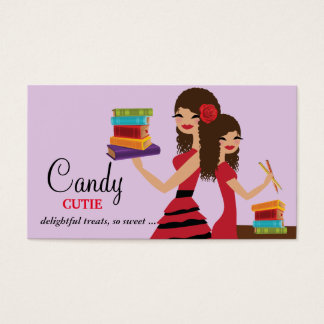 311 Candy Cuties SPANISH Duo 2 Business Card