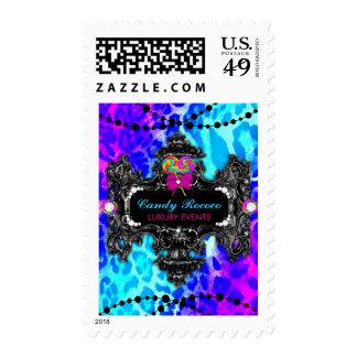 311 Candy Wonderland Leopard Stamp