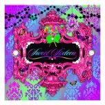 311 Candy Wonderland Pink Sweet 16 Invitation