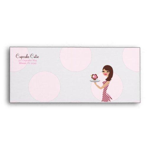 311 Carlie el sobre de Cutie de la magdalena