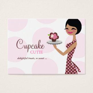 311 Carlie the Cupcake Cutie Chubby Business Card