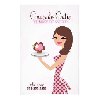 311 Carlie the Cupcake Cutie Flyer