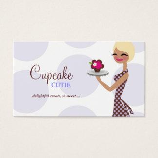 311 Carlotta the Cupcake Cutie Business Card