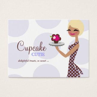 311 Carlotta the Cupcake Cutie Chubby B Card