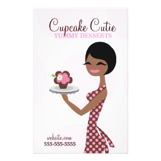 311 Carmella Cupcake Cutie Brunette Flyer