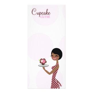 311 Carmella el delantal de Cutie de la magdalena Lona