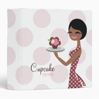 311-Carmella the Cupcake Cutie Binder