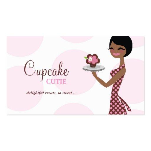 311 Carmella the Cupcake Cutie Business Card