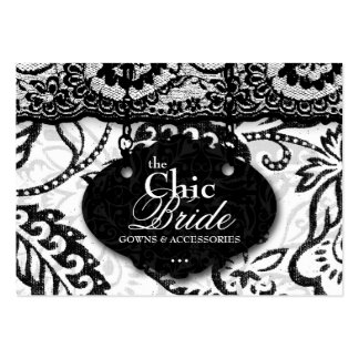 311 CHIC & LACY CHUBBY LARGE BUSINESS CARDS (Pack OF 100)