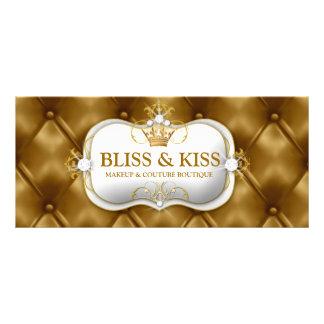 311 Ciao Bella Bliss Golden Tuft Custom Rack Card