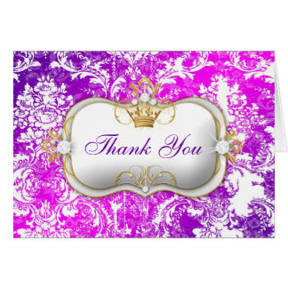 """311 Ciao Bella """"Electric Raspberry"""" Vintage Chic Card"""