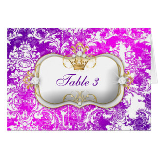 """311 Ciao Bella """"Electric Raspberry"""" Vintage Chic Greeting Cards"""